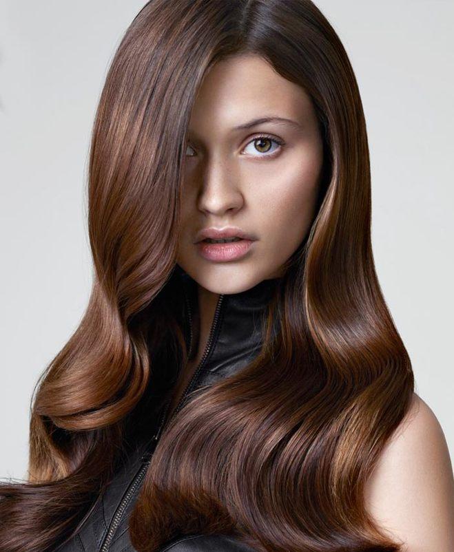 Модний колір волосся зима 2016