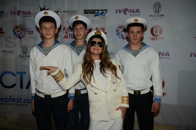 Крым Мюзик Фест 2012 Бекстейдж день 3