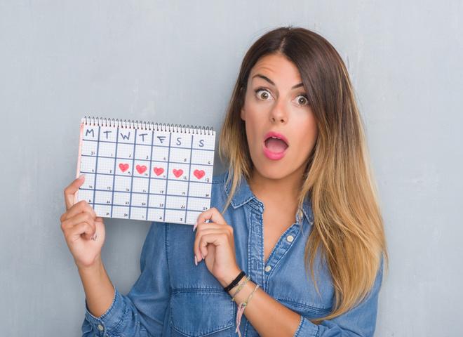 жіночий календар
