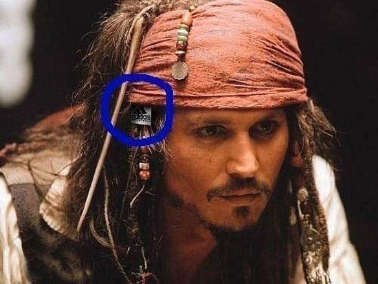 Раскрыт секрет быстрого бега Капитана Джека