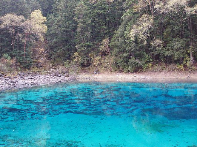 Національний парк Цзючжайгоу, Китай