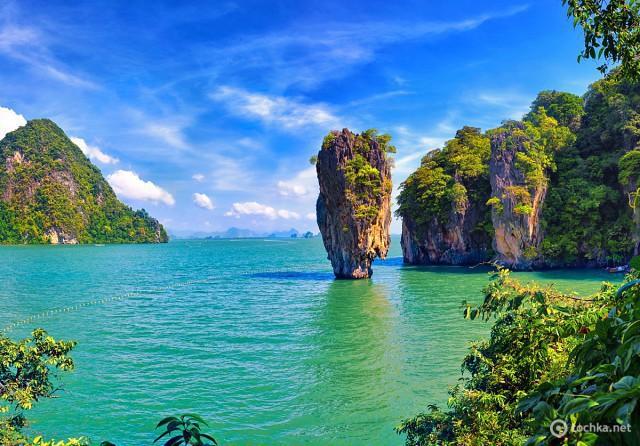 Медовий місяць в Таїланді