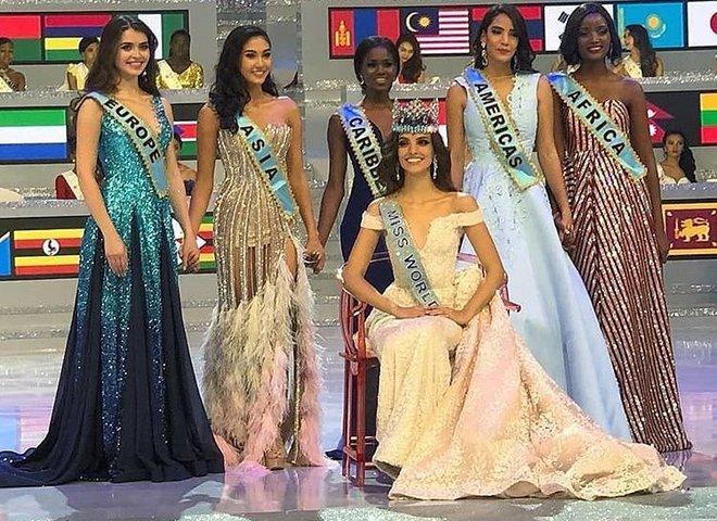 Міс Світу 2019