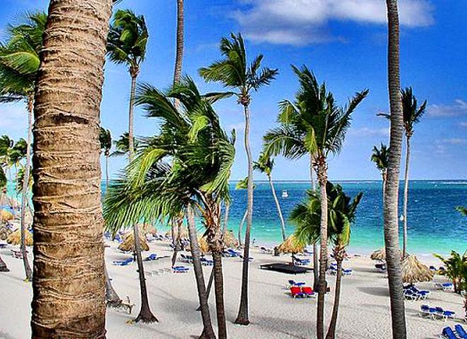 Курорты, где всегда светит солнце: Доминиканская республика