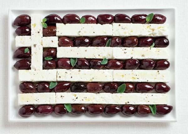 Вкусняшные флаги