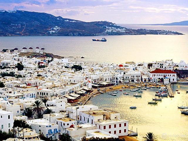 Круиз на яхте Грецией