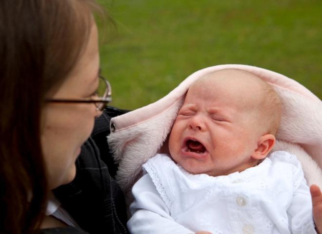 пітниця в малюка