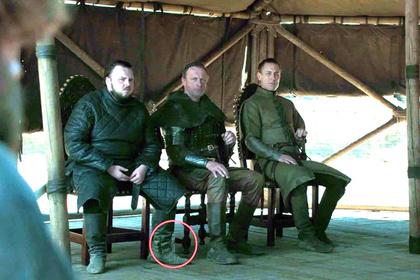 """В останній серії """"Гри престолів"""" знайшли забавний кіноляп"""