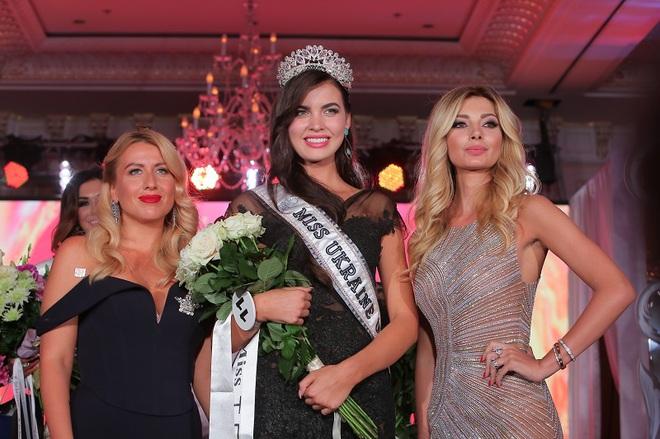 Переможниця Міс Україна Всесвіт 2016