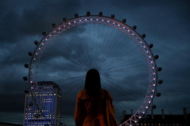 «Брітаноманія»: 5 романтичних пам'яток країни - Лондонське око