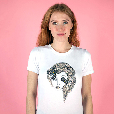 футболки Белли Круз