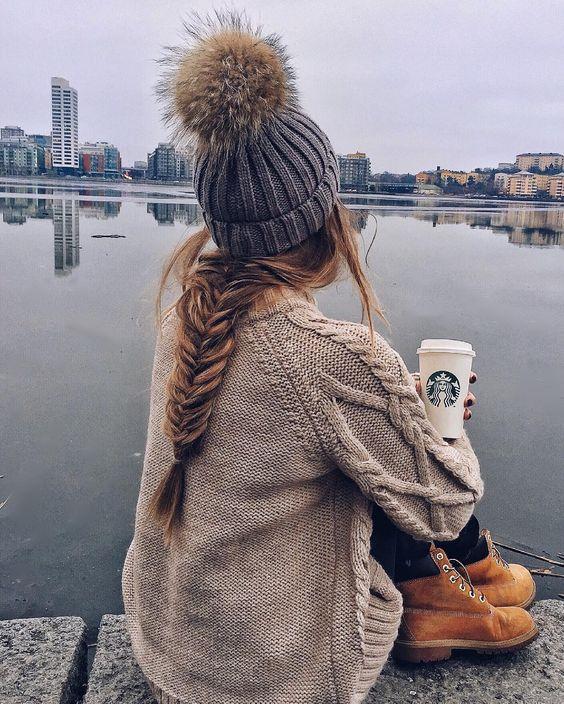 Прически осень 2018
