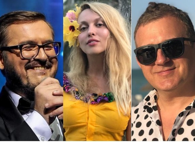 Пономарев, Полякова, Горбунов