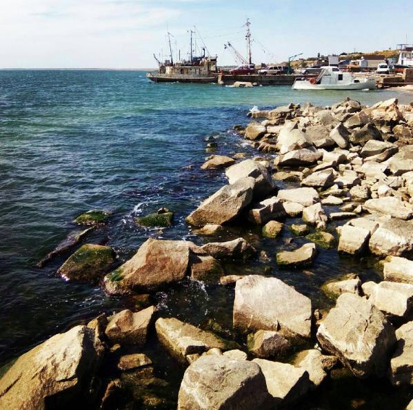 Отдых на море летом 2016: Бердянск