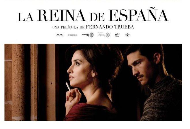 Киноафиша 2017: что смотреть на неделе 3 - 9 апреля: Королева Испании