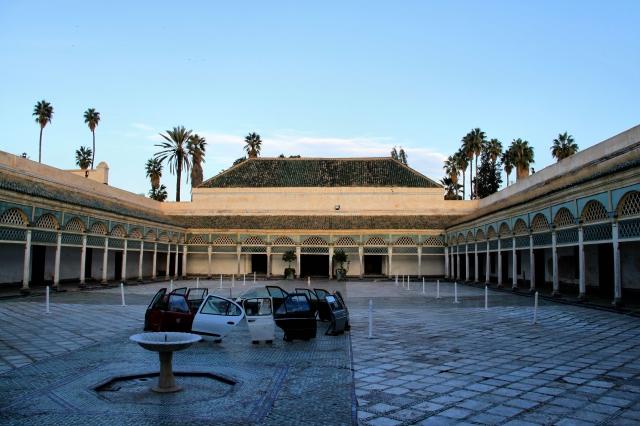 Достопримечательности Марракеша: дворец Бахия