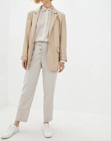 Кожаный пиджак Motrya