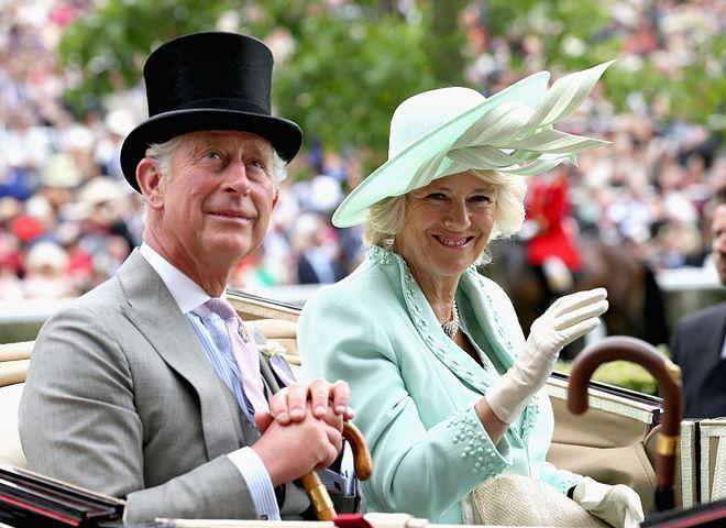 принц Чарльз і Камілла