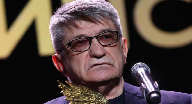 Сокуров на церемонии Ника