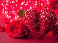 Красивые обои на день Св. Валентина