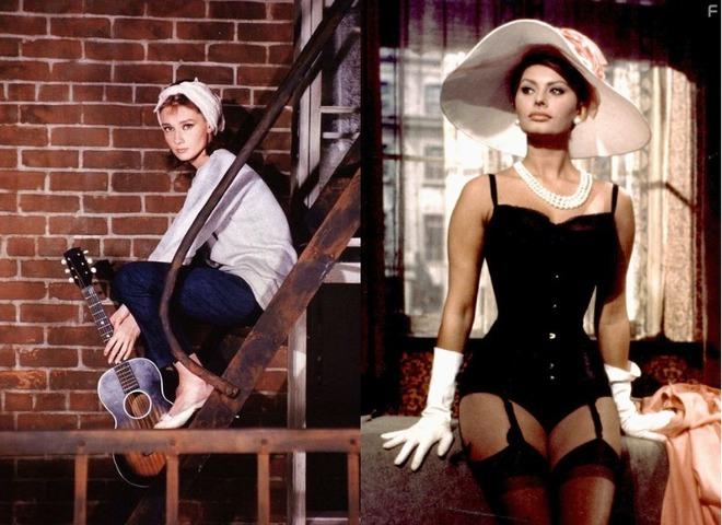 Фильмы 60-х годов с элементами высокой моды