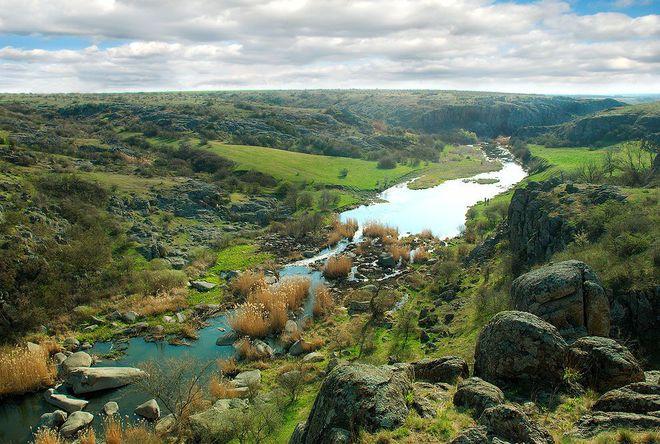 Красота рядом: ТОП-8 неизвестных водоёмов Украины