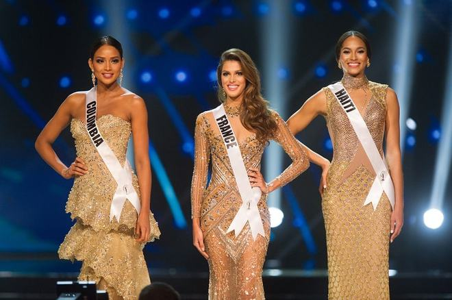 Міс Всесвіт 2016: переможницею стала Ірис Міттенер