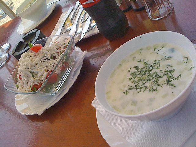 суп таратор