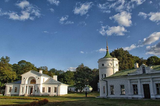 Куда поехать на выходные: Дворец Тарновских