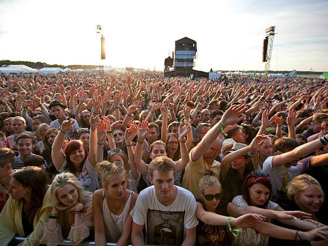 Музыкальные фестивали: Heineken Open'er Festival