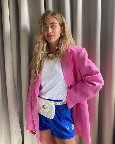 Блейзери контрастних кольорів — модний тренд 2021