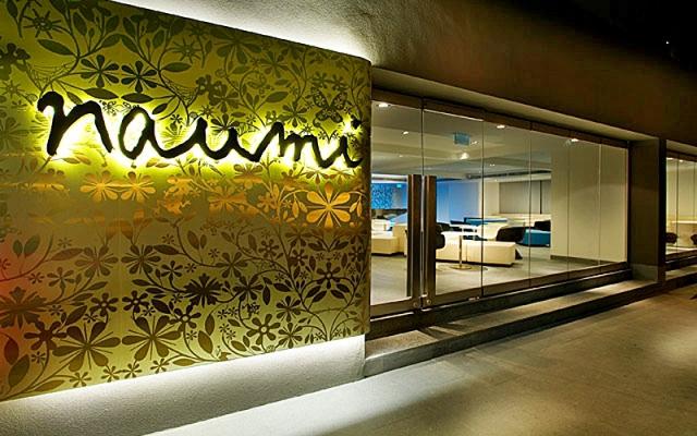 Отели, в которых турист обязан провести ночь: отель Naumi Hotel