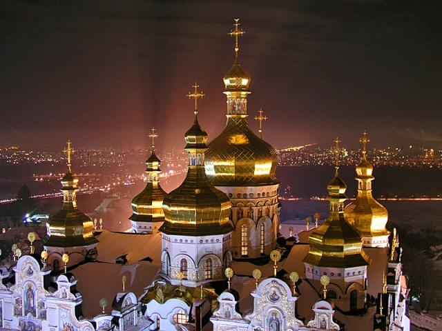 Церкви Украины: Киево-Печерская лавра