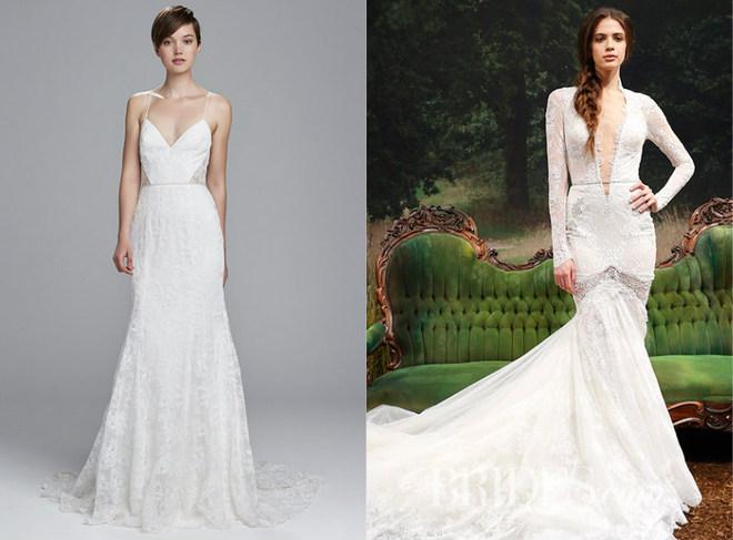 весільні сукні 2017