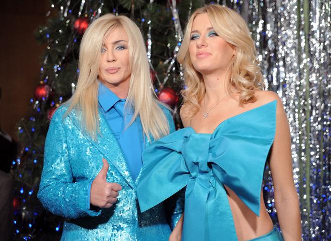Ани Лорак и Ирина Билык соревновались в новогодних поздравлениях!