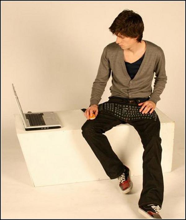 Новая жизнь клавиатуры и плат. Прикол