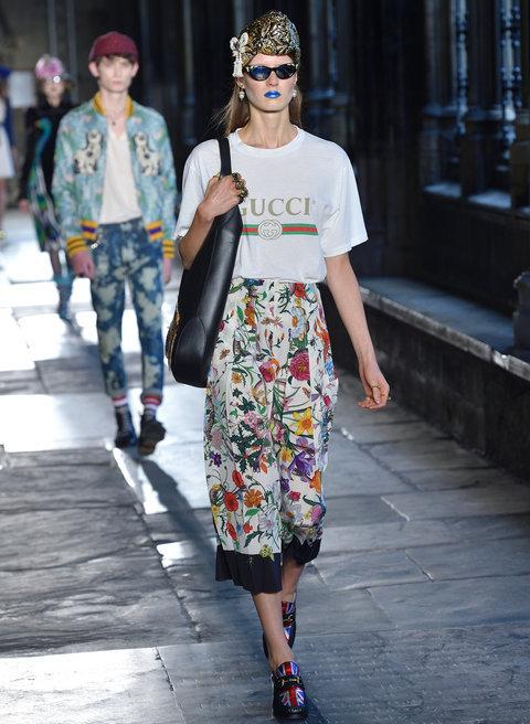 Літній образ 2017: Gucci