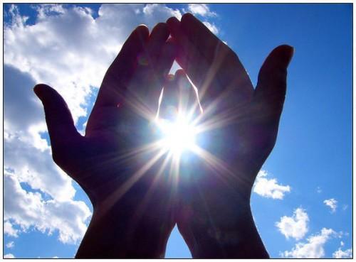 Подари мне солнце!