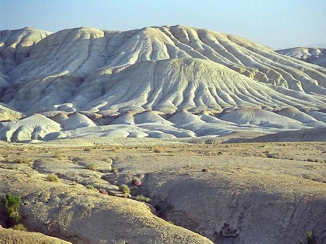Меловые горы Актау, нац. парк Алтын-Емель