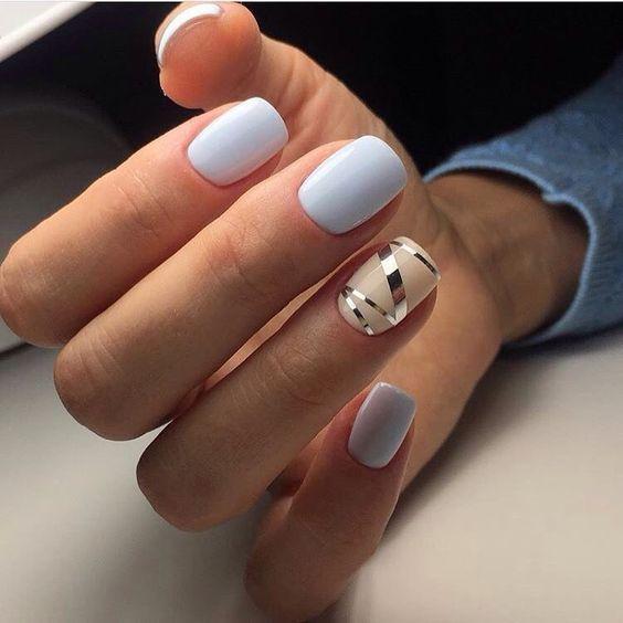 Манікюр за формою нігтів