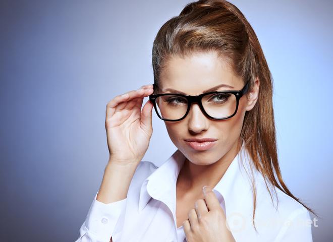 Секси девушки в очках