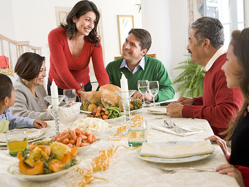 Блюда на Рождество, Рождественский стол