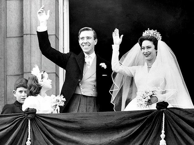 Принцесса Маргарет и Энтони Армстронг-Джонс