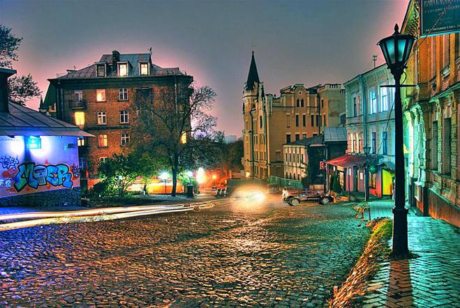 Топ-100 цікавих фактів про Київ