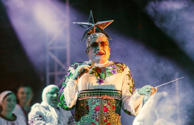 Концертная площадка в Одессе