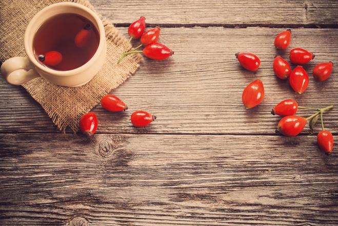 Шиповниковый чай