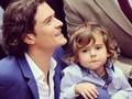 Орландо Блум опубликовал селфи с сыном (фото)