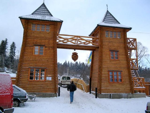 Гірськолижні курорти України, Мигово