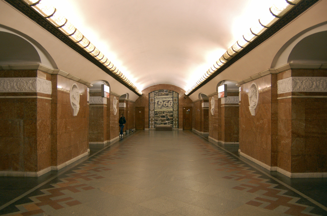 Гід по Києву: Університет станція метро