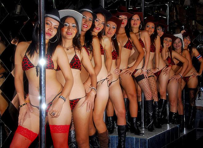 Лучшие секс-шоу мира